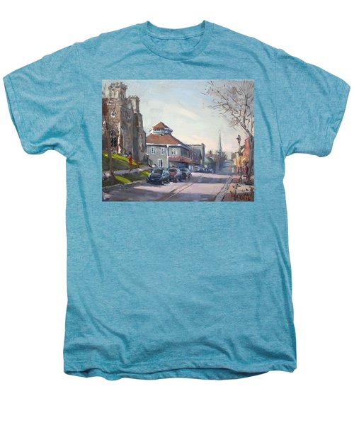 Downtown Georgetown On Men's Premium T-Shirt
