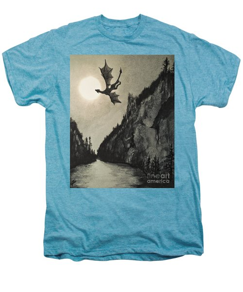 Drogon's Lair Men's Premium T-Shirt