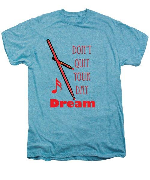Drum Percussion Fine Art Photographs Art Prints 5020.02 Men's Premium T-Shirt by M K  Miller