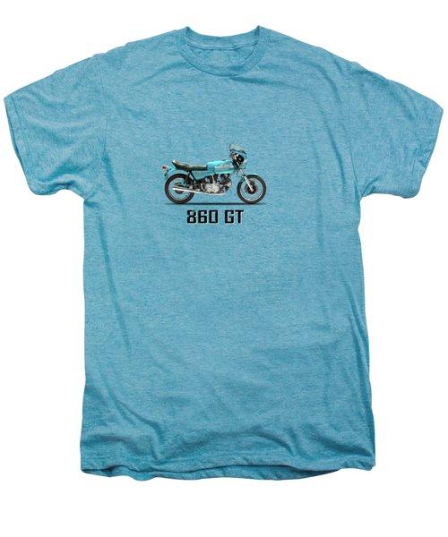 Ducati 860 Gt 1975 Men's Premium T-Shirt by Mark Rogan