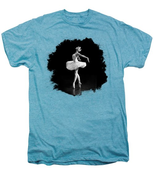 Dying Swan I T Shirt Customizable Men's Premium T-Shirt