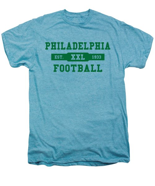 Eagles Retro Shirt Men's Premium T-Shirt by Joe Hamilton