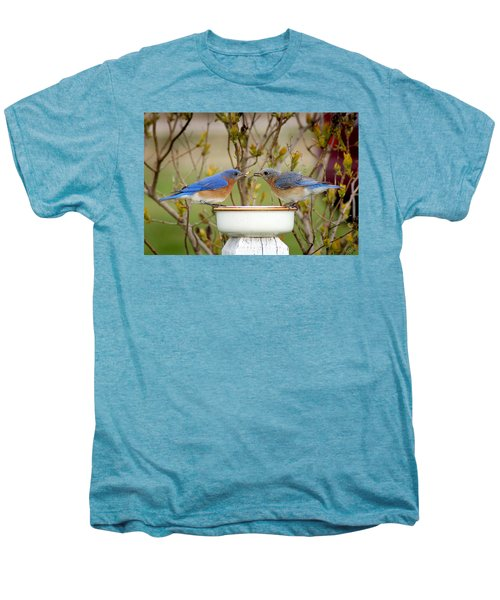 Early Bird Breakfast For Two Men's Premium T-Shirt