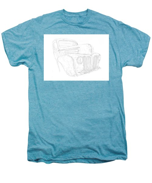 Early Ford Truck Men's Premium T-Shirt