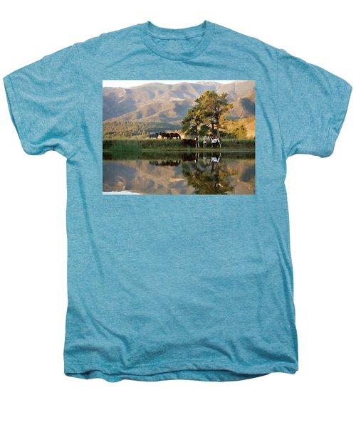 Early Morning Rendezvous Men's Premium T-Shirt