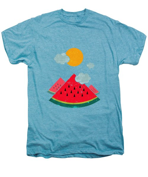 Eatventure Time Men's Premium T-Shirt by Mustafa Akgul