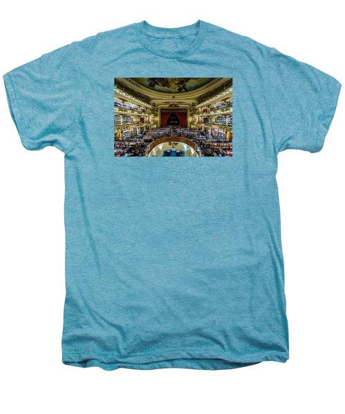 El Ateneo Grand Splendid Men's Premium T-Shirt
