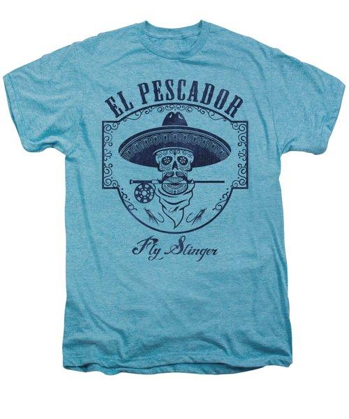El Pescador Men's Premium T-Shirt