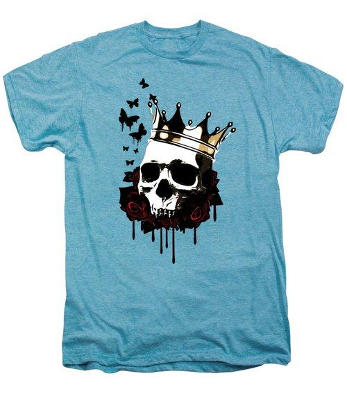 El Rey De La Muerte Men's Premium T-Shirt by Nicklas Gustafsson
