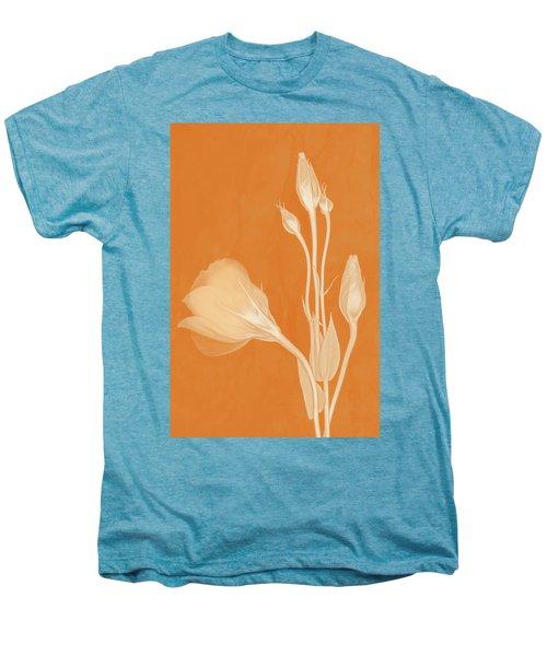 Elegance In Apricot Men's Premium T-Shirt