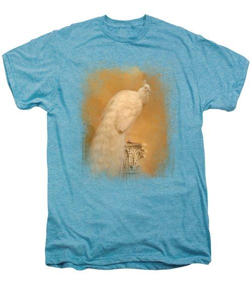 Elegance In Gold Men's Premium T-Shirt