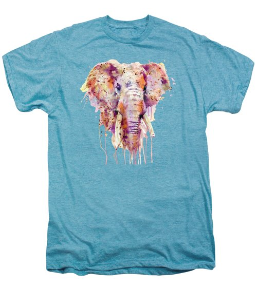 Elephant  Men's Premium T-Shirt by Marian Voicu