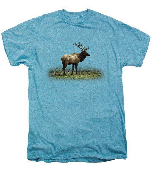 Elk IIi Men's Premium T-Shirt
