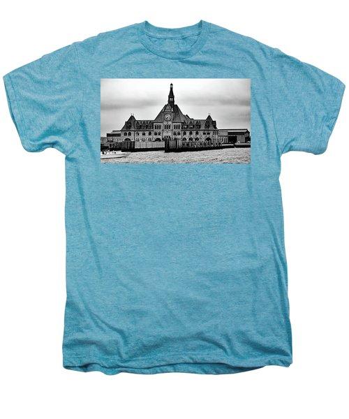 Communipaw Terminal No. 49-3 Men's Premium T-Shirt