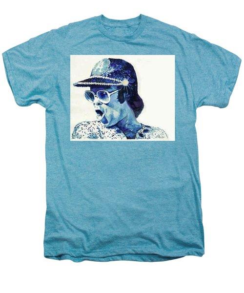 Elton John Men's Premium T-Shirt