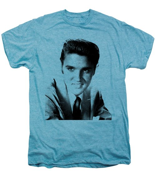 Elvis Dots Variant #01 Men's Premium T-Shirt