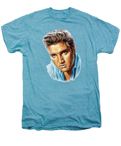 Elvis T-shirt Men's Premium T-Shirt