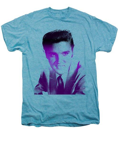 Elvis Lines Variant #20 Men's Premium T-Shirt