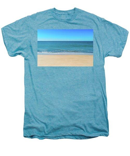 Empty Beach Men's Premium T-Shirt
