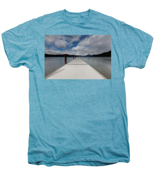 End Of The Dock Men's Premium T-Shirt