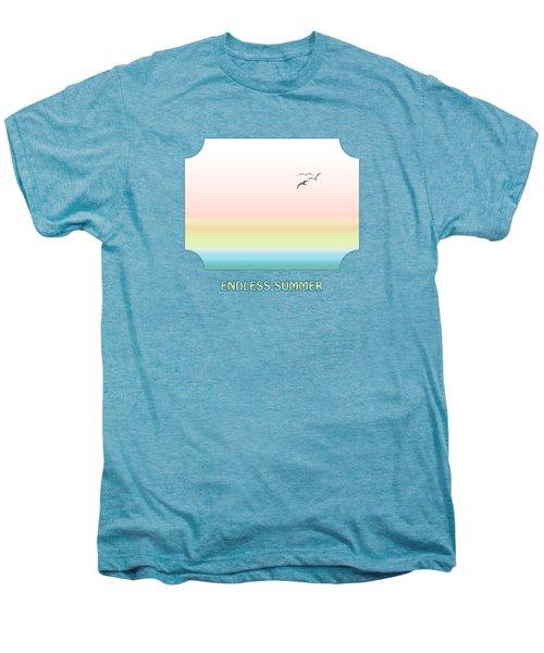 Endless Summer - Pink Men's Premium T-Shirt