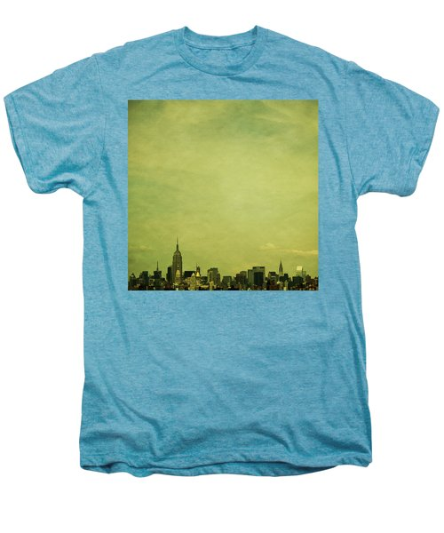 Escaping Urbania Men's Premium T-Shirt by Andrew Paranavitana