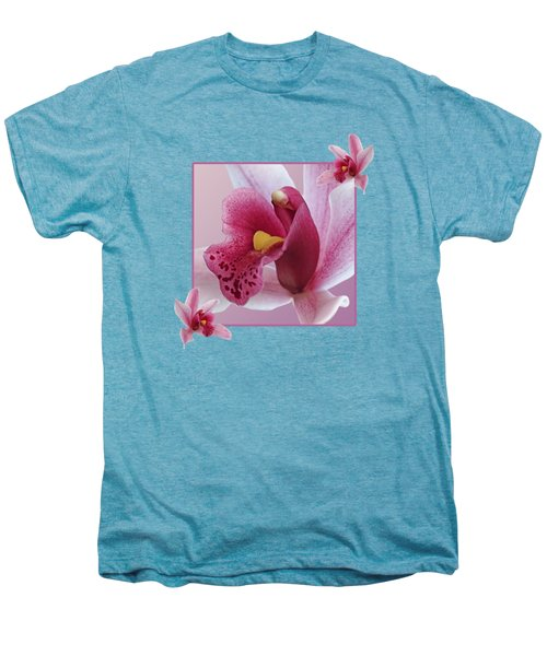 Exotic Temptation Men's Premium T-Shirt by Gill Billington