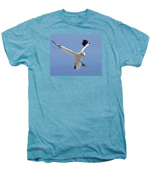 Expanding Surface Men's Premium T-Shirt by Tony Beck