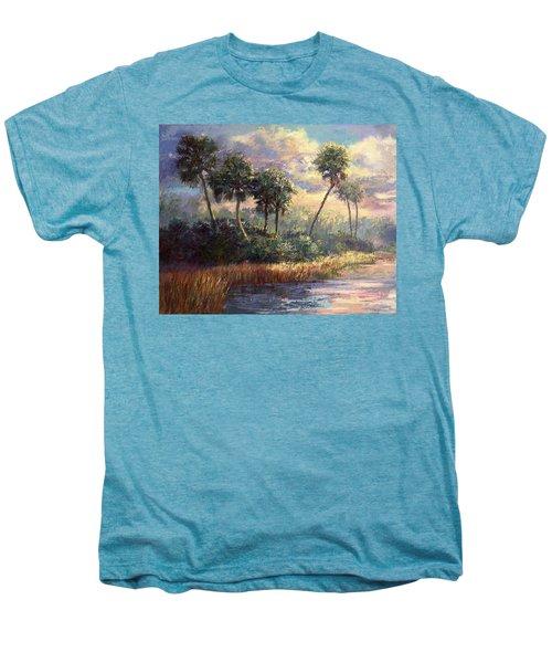 Fairchild Gardens Men's Premium T-Shirt by Laurie Hein