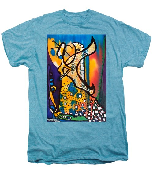 Fairy Queen - Art By Dora Hathazi Mendes Men's Premium T-Shirt