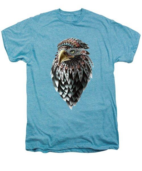 Fantasy Eagle Men's Premium T-Shirt by Sassan Filsoof