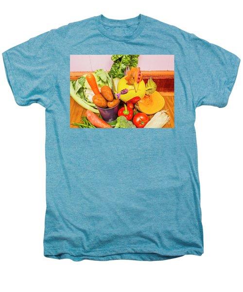 Farm Fresh Produce Men's Premium T-Shirt