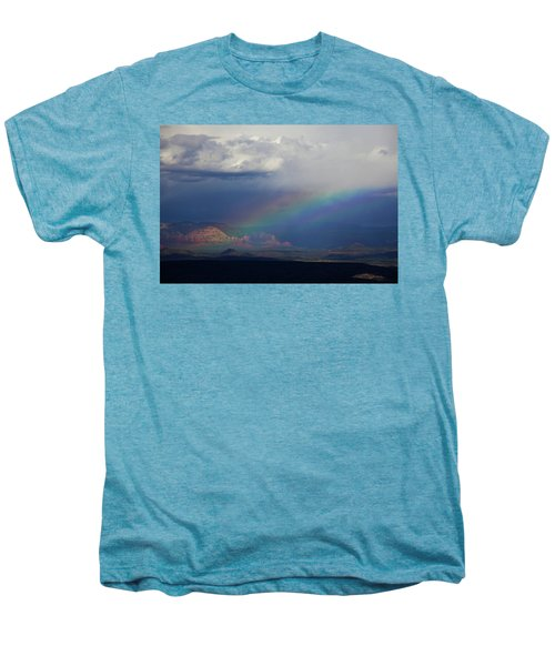 Fat Rainbow, Sedona Az Men's Premium T-Shirt