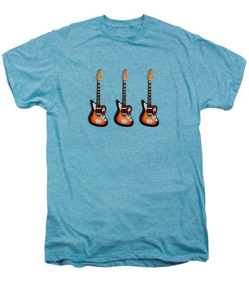 Fender Jaguar 67 Men's Premium T-Shirt by Mark Rogan
