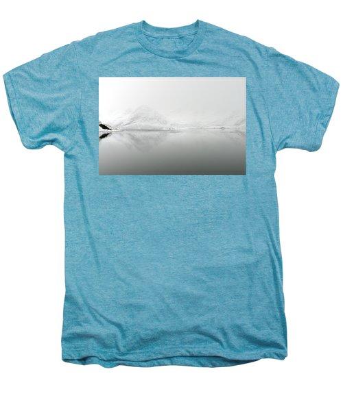 Fine Art Landscape 2 Men's Premium T-Shirt by Dubi Roman