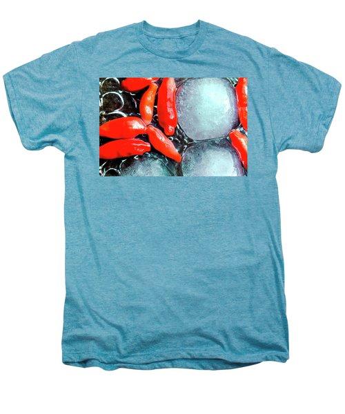 Fire And Ice Men's Premium T-Shirt