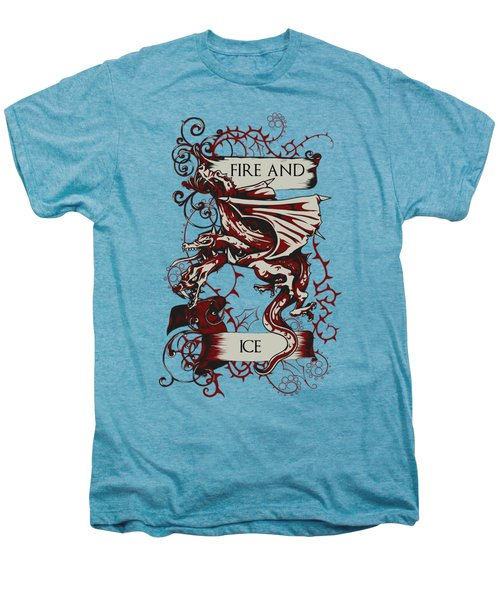 Fire And Ice Men's Premium T-Shirt