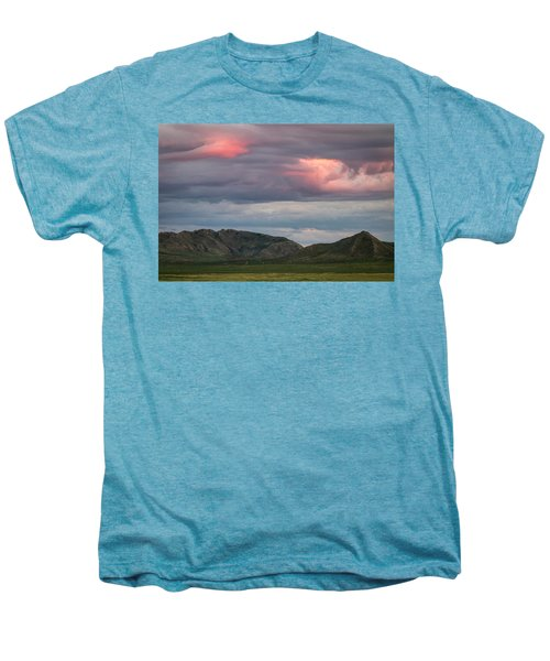 Glow In Clouds Men's Premium T-Shirt