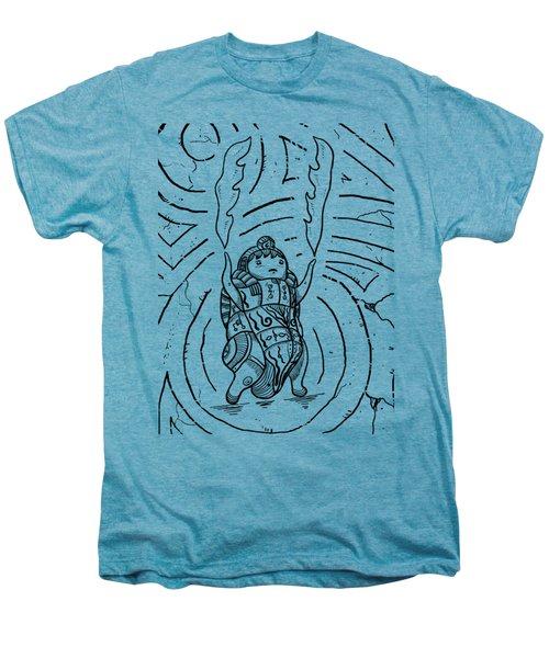 Firestarter Men's Premium T-Shirt by Sotuland Art