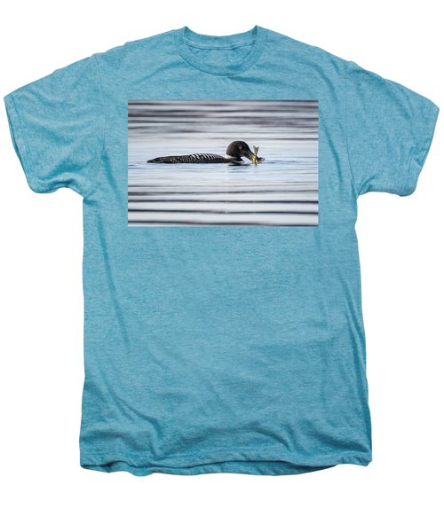 Fish For Lunch Men's Premium T-Shirt by Bill Wakeley