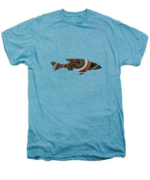 Fish Of A Different Color Men's Premium T-Shirt