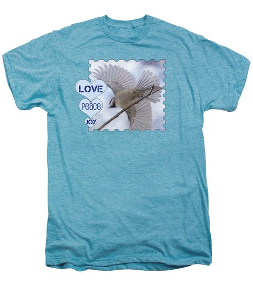 Flight Men's Premium T-Shirt by Karen Beasley