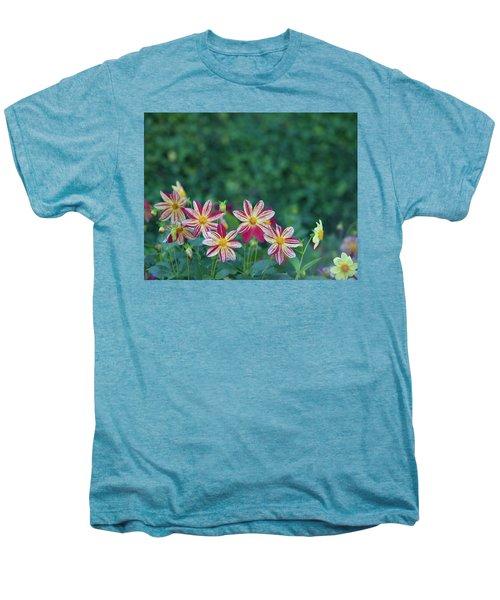 Flowers  Men's Premium T-Shirt