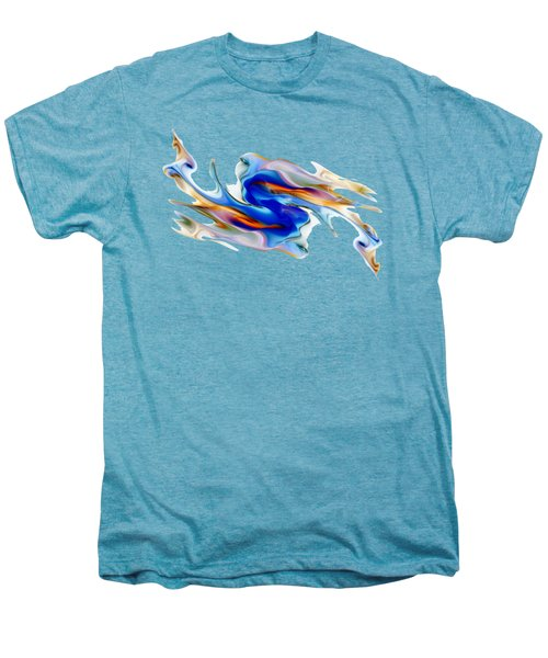 Fluid Colors Men's Premium T-Shirt
