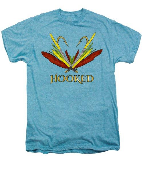 Fly Fishing Men's Premium T-Shirt by Devon LeBoutillier