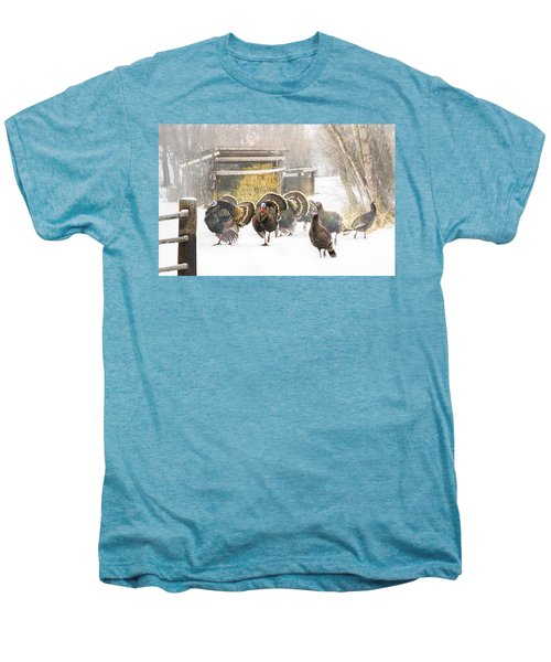 Foggy Morning Men's Premium T-Shirt