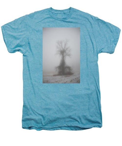 Foggy Walnut Men's Premium T-Shirt