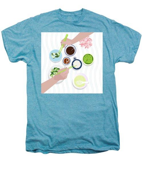 Food Men's Premium T-Shirt