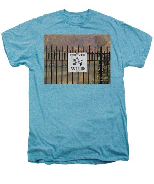 Forever Wild Men's Premium T-Shirt