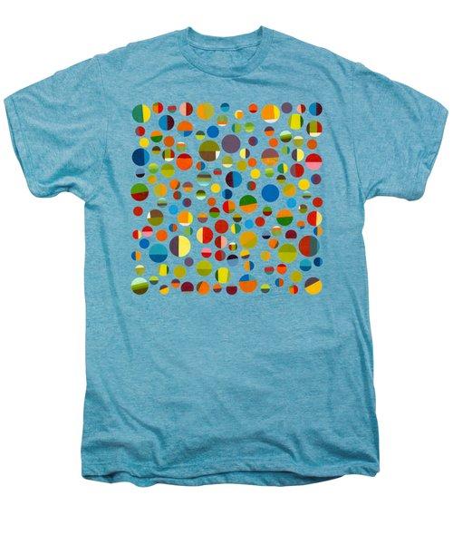Found My Marbles 3.0 Men's Premium T-Shirt by Michelle Calkins